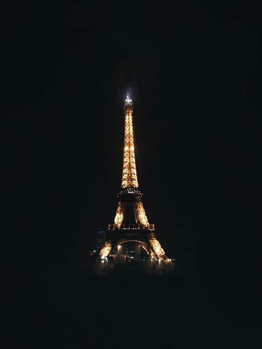 Eiffel Tower- Photo taken by Jeff Hyer